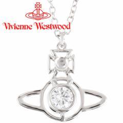 ヴィヴィアンウエストウッド ネックレス Vivienne Westwood ヴィヴィアン ノーラペンダント シルバー
