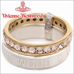 ヴィヴィアンウエストウッド リング 指輪 Vivienne Westwood ヴィヴィアン スカイリング ホワイト