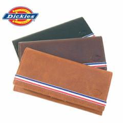 ディッキーズ 財布 Dickies 二つ折り トリコロールライン 札入れ 長札入れ ロング メンズ レディース ユニセックス  プレゼント(全3色)
