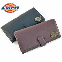 ディッキーズ 財布 Dickies 二つ折り長財布 ロングウォレット 札入れ 束入れ メンズ レディース ユニセックス ギフト プレゼント(2色)