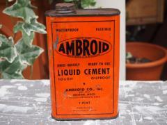 古着 AMBROID オイル缶/c3035【アメカジ 古着】【ヴィンテージ 古着】【大阪 古着】