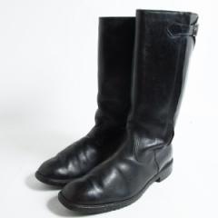本革レザー ジョッキー乗馬ブーツ メンズ27.5cm ヴィンテージ 【161217】 /bok5036