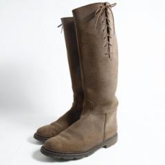 フランス製 ジョッキー乗馬ブーツ メンズ28.0cm 【161207】 44 /bok5062