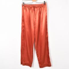 サテンパンツ イージーパンツ レディースL~XXL pajamagram 【170225】 /wab5631