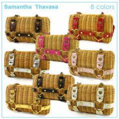 【送料無料】サマンサタバサ バッグ Samantha Thavasa サマンサタバサ スモール かごバッグ 【全8色】 2011 ショルダー クラッチ
