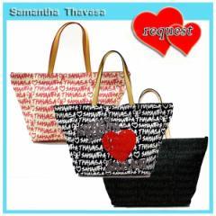 samantha thavasa サマンサタバサ バッグ トートバッグ バック ハンドバッグ チャリティー キャンバス トート 全2色