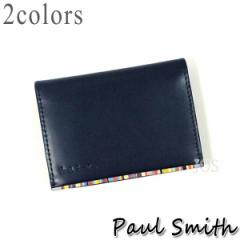 ポールスミス 財布 メンズ Paul Smith ストライプ...