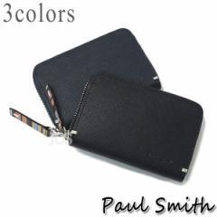 ポールスミス 財布 メンズ Paul Smith ジップスト...