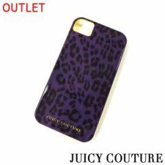 【即日発送】 JUICY COUTURE ジューシークチュール Leopard Print iPhone 4 & 4S Case アイフォンケース ヒョウ柄