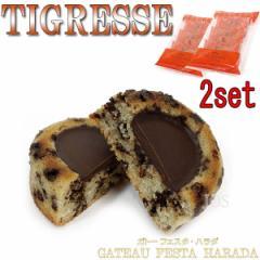 ガトーフェスタハラダ ティグレス TO 3個 2袋セット 焼き菓子 簡易袋