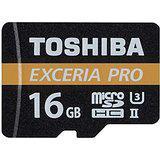 送料無料!東芝 microSDHCメモリカード 16GB Class10 UHS-II MUX-A016G(4562131648255)