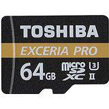 送料無料!東芝 microSDXCメモリカード 64GB Class10 UHS-II MUX-A064G(4562131648279)