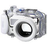 送料無料!Panasonic デジタルカメラケース LUMIX FX40専用マリンケース 防水 透明 DMW-MCFX40