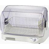 送料無料!タイガー 食器乾燥器(ホワイト)TIGER サラピッカ 温風式 DHG-T400(4904710417911)