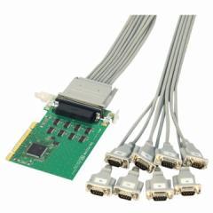 ▼PCIバス専用 RS-232C拡張インターフェイスボード8ポート RSA-PCI3/P8R送料無料 通信 PCI 拡張ボード ポート 通信拡張ボード 通信ポート