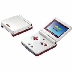 【送料無料】【中古】 GBA ゲームボーイアドバンスSP 本体  ファミコンカラー