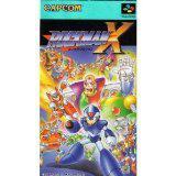【送料無料】【中古】SFC スーパーファミコン ロックマンX
