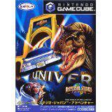 【送料無料】【中古】 GC ゲームキューブ ユニバーサル・スタジオ・ジャパン アドベンチャー ソフト