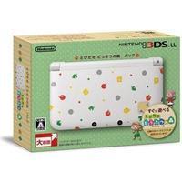【送料無料】【中古】 3DSニンテンドー LL 本体 とびだせ どうぶつの森パック