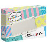 【送料無料】【中古】 3DS New ニンテンドー3DS ホワイト 本体 任天堂(箱あり説なし)