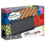 【送料無料】【中古】 3DS New ニンテンドー3DS ブラック 本体 任天堂