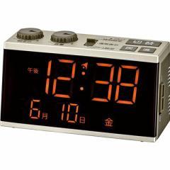 電波時計 置き時計 デジタル おしゃれ シンプル簡単