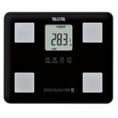 体重計 体脂肪計 内臓脂肪 タニタ デジタル 体組成計 ブラック