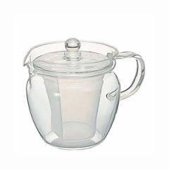 ティーポット 耐熱ガラス 急須 茶茶なつめ 360ml 2人用
