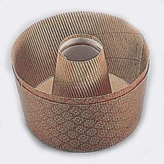 シフォンケーキ型 17cm 紙製 3枚入