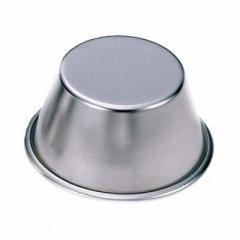 プリン/マフィンカップ ステンレス製 Mサイズ