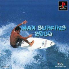 【中古プレイステーション】MAX SURFING 2000【中古】[☆2][12276-4988262301713-092208]
