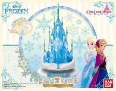 4549660048770:キャッスルクラフトコレクション ディズニー アナと雪の女王 プラモデル【新品】 プラモデル
