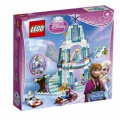 5702015352437:【新品】レゴ ディズニープリンセス エルサのアイスキャッスル 41062 LEGO Disney 姫 知育玩具【宅配便のみ】