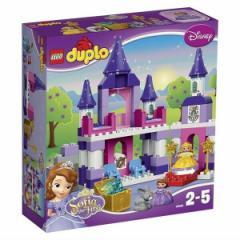 5702015355032:レゴ デュプロ ちいさなプリンセス ソフィア 王さまのおしろ 10595【新品】 LEGO 知育玩具