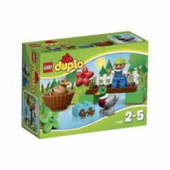 5702015355179:レゴ デュプロ デュプロ の森 カモのかぞく 10581【新品】 LEGO 知育玩具
