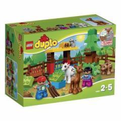 5702015355186:レゴ デュプロ デュプロ の森 もりのどうぶつたち 10582【新品】 LEGO 知育玩具