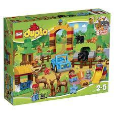 5702015355209:レゴ デュプロ デュプロ の森 もりのこうえん 10584【新品】 LEGO 知育玩具