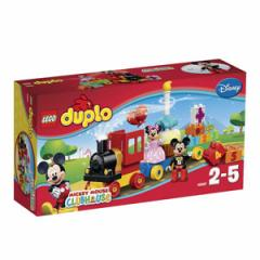 5702015355438:レゴ デュプロ ミッキーとミニーのバースデーパレード 10597【新品】 LEGO 知育玩具