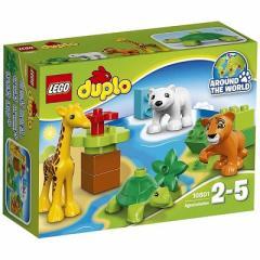 5702015597883:レゴ デュプロ 世界のどうぶつ どうぶつのあかちゃん 10801【新品】 LEGO 知育玩具