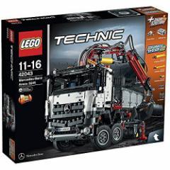 7000100014405:レゴ テクニック 【ワケアリ】 メルセデス・ベンツ アロクス 3245 42043【新品】 LEGO 知育玩具