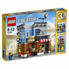 5702015590044:レゴ クリエイター 街角のデリ 31050【新品】 LEGO 知育玩具