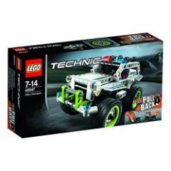 5702015590952:レゴ テクニック 4WDポリスカー 42047【新品】 LEGO 知育玩具