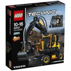 5702015592055:レゴ テクニック Volvo EW160E 42053【新品】 LEGO 知育玩具