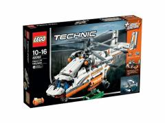 5702015592062:レゴ テクニック ヘビーリフト ヘリコプター 42052【新品】 LEGO 知育玩具