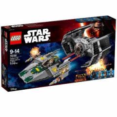 5702015592833:レゴ スター・ウォーズ ダース・ベイダーのTIEアドバンスト vs Aウィング・スターファイター 75150【新品】 LEGO スター…