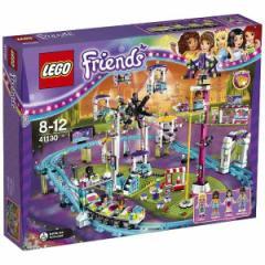 5702015593625:レゴ フレンズ 遊園地 ジェットコースター 41130【新品】 LEGO Friends 知育玩具