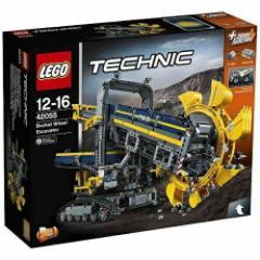 5702015594011:レゴ テクニック バケット掘削機 42055【新品】 LEGO 知育玩具