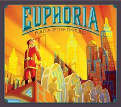 0748252979216:Euphoria Build a Better Dystopia (ユーフォリア ビルドアベターディストピア) 【並行輸入品】【新品】 ボードゲーム …
