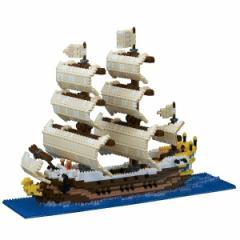4972825202999:ナノブロック 帆船 NB-030【新品】 nano block