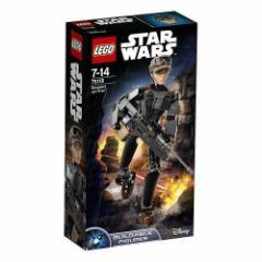 5702015593359:レゴ スター・ウォーズ ジン・アーソ軍曹 75119【新品】 LEGO スターウォーズ 知育玩具
